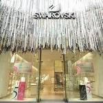 SWAROVSKI|5周年を記念したアート・インスタレーションを開催