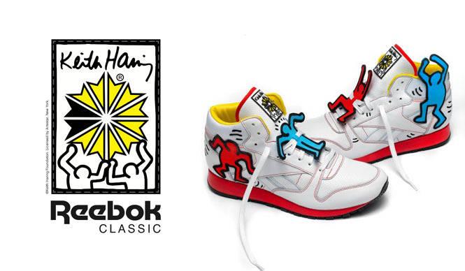 Reebok|「リーボック×キース・へリング」コレクション第2弾発売記念|Reebok