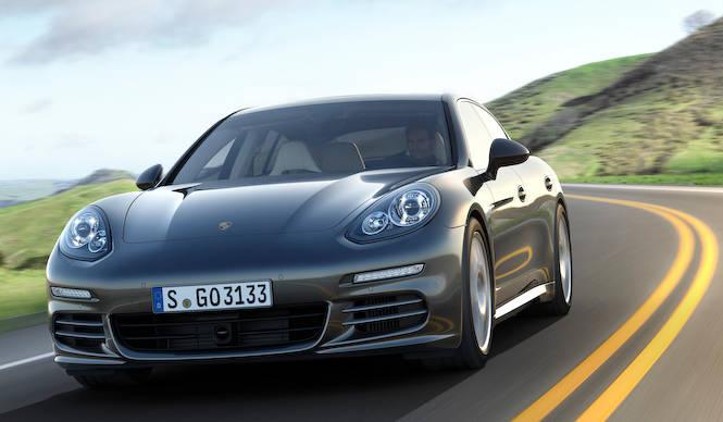 2代目パナメーラ、パワートレインを一新|Porsche