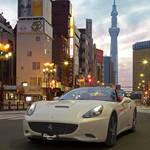 フェラーリ カリフォルニアに日本限定の特別仕様 Ferrari