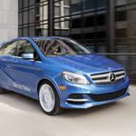 電気自動車のBクラス発売決定|Mercedes-Benz