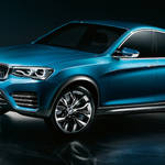 BMW X4コンセプトを上海モーターショーに出展|BMW