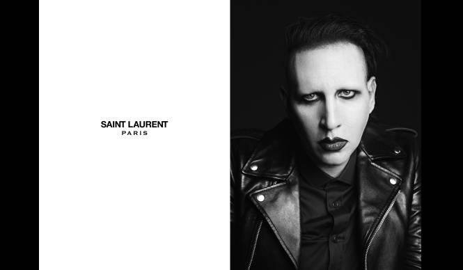 SAINT LAURENT 大物ロックミュージシャンを起用した新キャンペーン