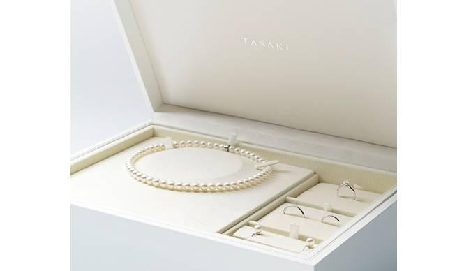 TASAKI|あたらしいスタイルの特別なジュエリー・パッケージが誕生