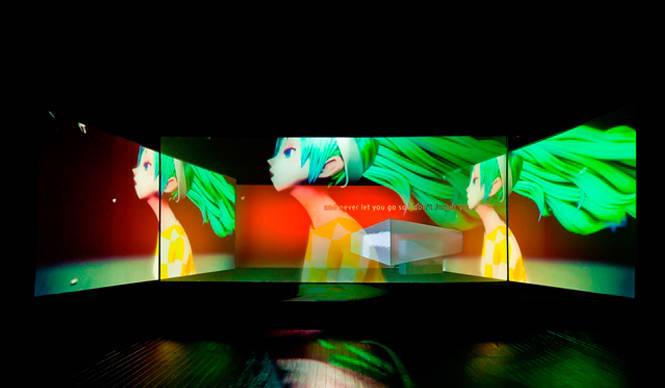 THEATER|渋谷慶一郎×初音ミクによる新作オペラ『THE END』