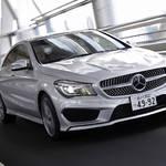 メルセデス・ベンツ CLAクラスに試乗|Mercedes-Benz