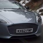 アストンマーティン ラピードSに試乗|Aston Martin