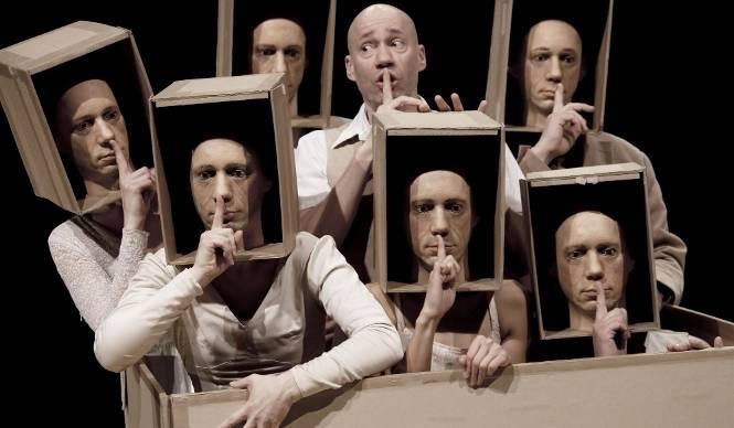 THEATER|カンパニー・フィリップ・ジャンティによる舞台『動かぬ旅人』