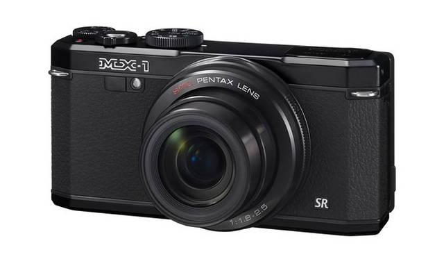 PENTAX|大口径光学4倍ズームレンズを搭載。暗いシーンにも強いデジカメ「PENTAX MX-1」