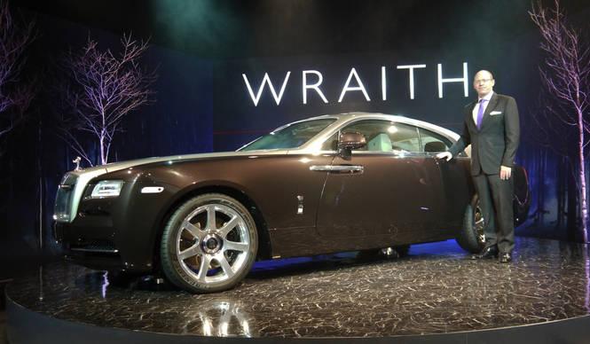 ロールス・ロイス レイス 日本初披露|Rolls-Royce