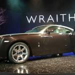 ロールス・ロイス レイス 日本初披露 Rolls-Royce