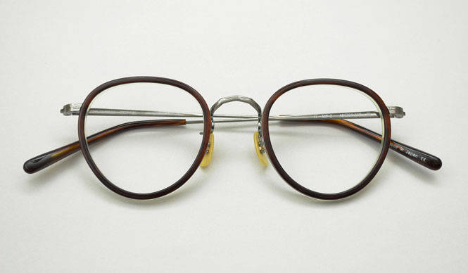 Continuer OLIVER PEOPLES×コンティニュエ「MP-2」別注リミテッドカラー登場