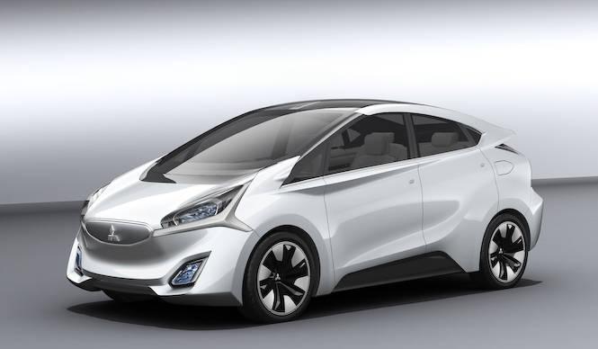 2台の次世代コンセプトカーを出展|MITSUBISHI