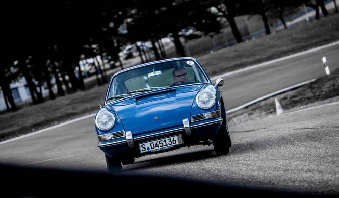 ポルシェ911誕生50周年イベント|Porsche