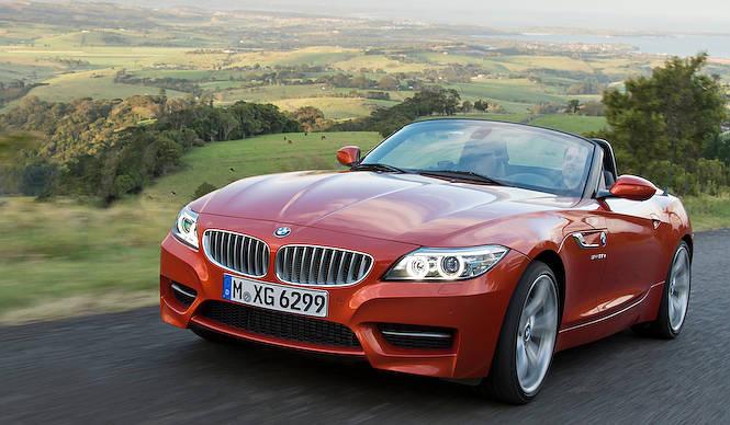 あらたなスタイリングを獲得したBMW Z4が日本へ|BMW