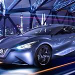 日産自動車 上海モーターショーで「Friend-ME 」を公開|Nissan