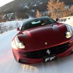 フェラーリ FF 雪上アタック|Ferrari