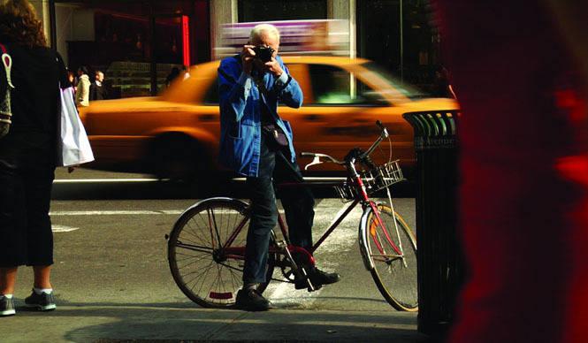 ISETAN×BEAMS|映画『ビル・カニンガム&ニューヨーク』公開記念共同プロモーション