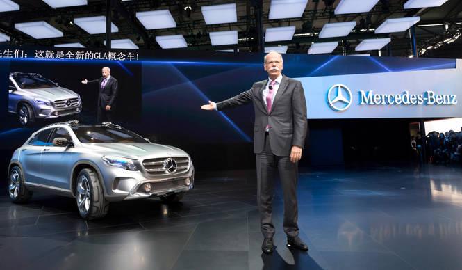 上海現地リポート|Mercedes-Benz