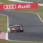 休日にレース観戦を楽しむという選択|Audi