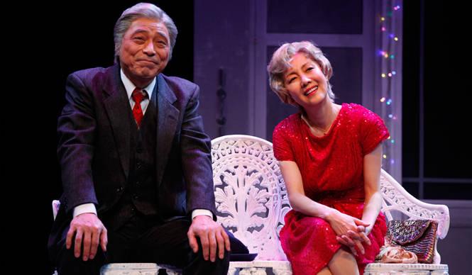 戸田恵子|ひと筋縄ではいかない舞台『八月のラブソング』