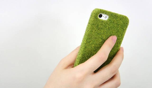 Ag|芝生のiPhoneケース「Shibaful」ネットで数量限定発売スタート