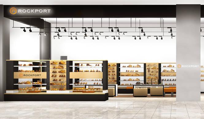 ROCKPORT|グランフロント大阪にロックポートの旗艦店が誕生