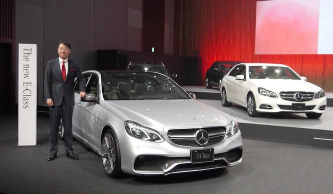 メルセデス・ベンツ Eクラス AMGモデルもリニューアル|Mercedes-Benz