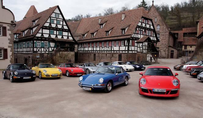 ポルシェ911誕生50周年イベント 第3回|Porsche