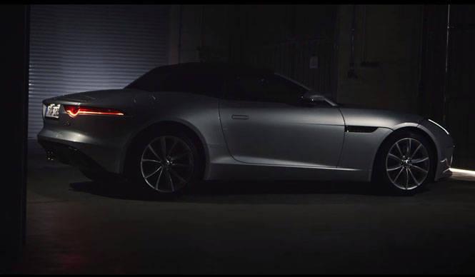ジャガーFタイプに試乗 Jaguar