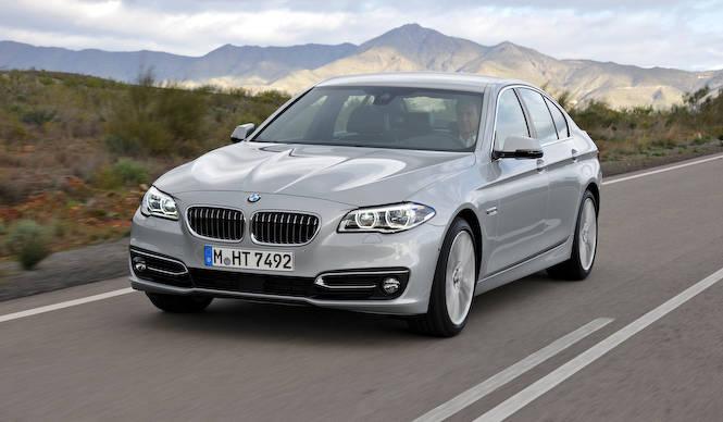 BMW 5シリーズがあたらしく|BMW