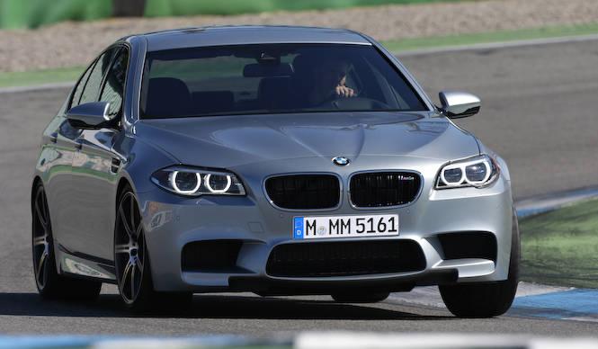 M5、M6にコンペティションパッケージ|BMW