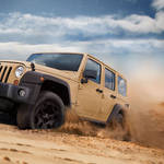 オフロードマインドを際立たせた100台限定のラングラー|Jeep