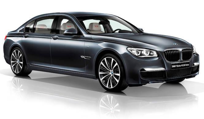 BMW 7シリーズにV12エンジンを搭載した限定車登場|BMW