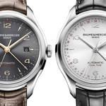 Baume & Mercier|異なるふたつの時間を表示する「クリフトン GMT」