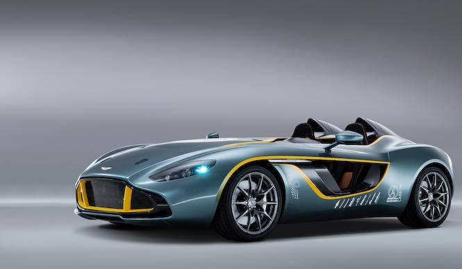 アストンマーティンの魂を見せつけるスピードスター|Aston Martin