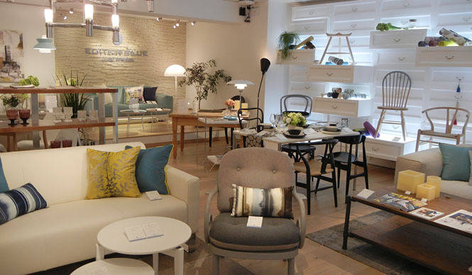 IDC OTSUKA コラボショップ初の路面店「EDITION BLUE 青山」オープン