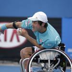 RADO|車いすテニスプレイヤー国枝選手がラドーフレンドに