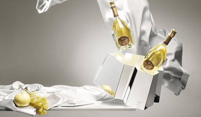 ボトルコースター「ルイナール ミロワール」限定発売|MHD Moet Hennessy Diageo