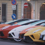 ランボルギーニ50周年イベントリポート前編 Lamborghini