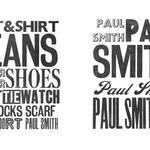 ART|ポール・スミスとヴィンテージ活版印刷の共演