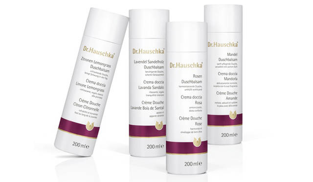 Dr.Hauschka|上質な香りとともに洗い、うるおす、4種の新ボディウォッシュ
