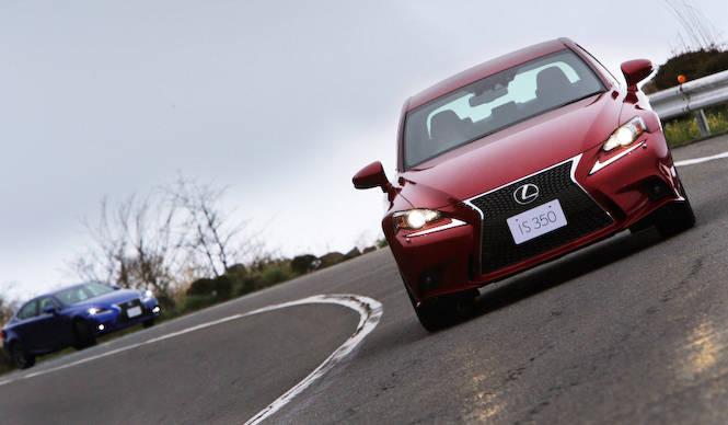特集 2代目 レクサスISを追う|Lexus