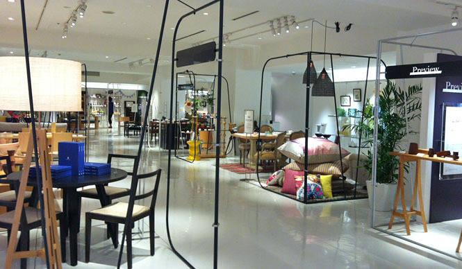 SEIBU|西武渋谷店B館地下1階にインテリアフロア「Living Edition」誕生