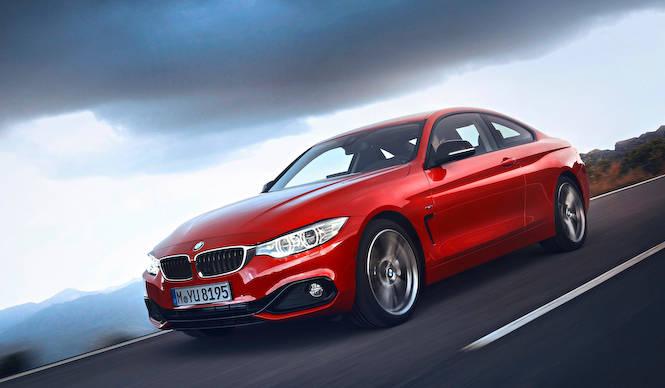 BMW 4 シリーズ クーペ 公開 BMW