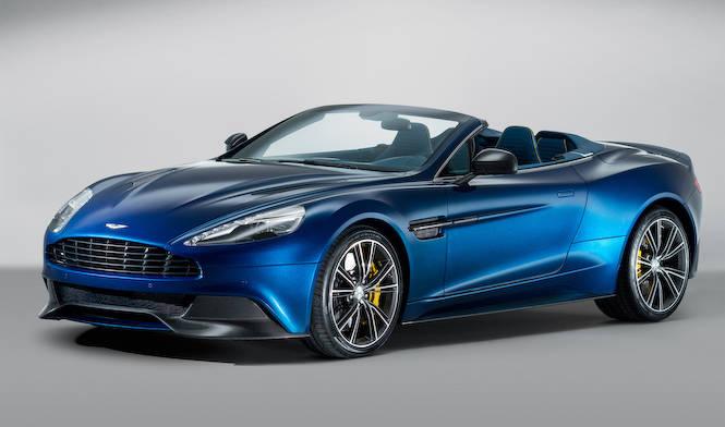 アストンマーティンに究極のヴォランテ登場|Aston Martin