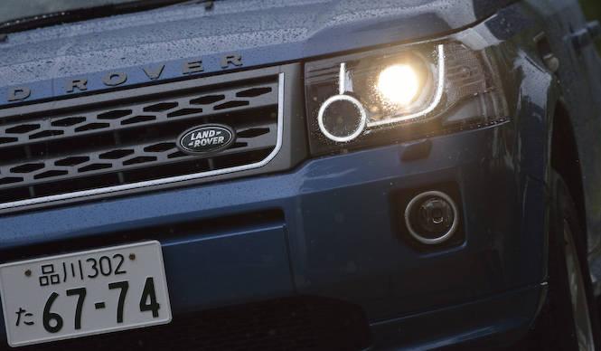 ランドローバー フリーランダー2 の実力 Land Rover