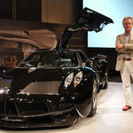超高級スーパーカー パガーニ ウアイラ 日本へ|Pagani