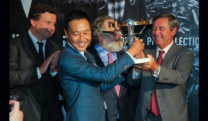 UNITED ARROWS 「Camoshita UNITED ARROWS」第84回ピッティ・イマージネ・ウオモ賞受賞