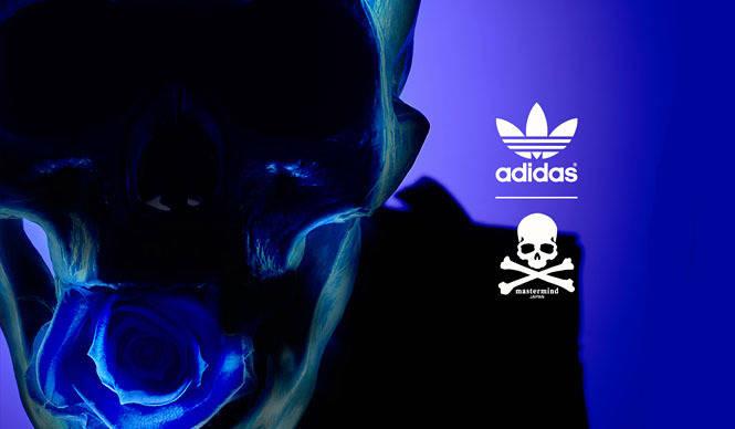 """adidas mastermind JAPANとの""""ファイナル""""コラボレーション"""